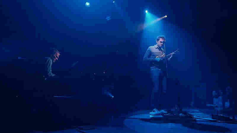 Watch Chris Thile & Brad Mehldau Perform 'The Old Shade Tree' Live