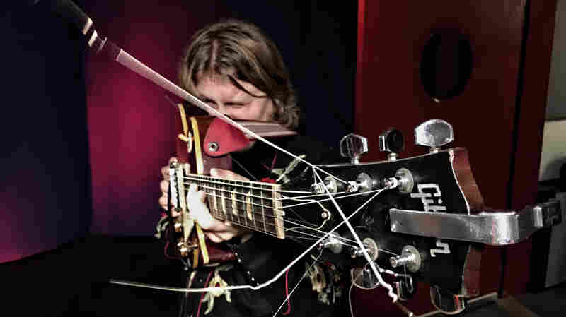 Watch Ty Segall Play 'Break A Guitar' Live In-Studio