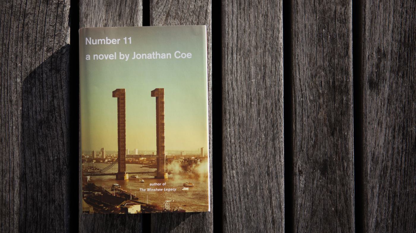 Looping, Twisting 'Number 11' May Be The Perfect Book For Our Time