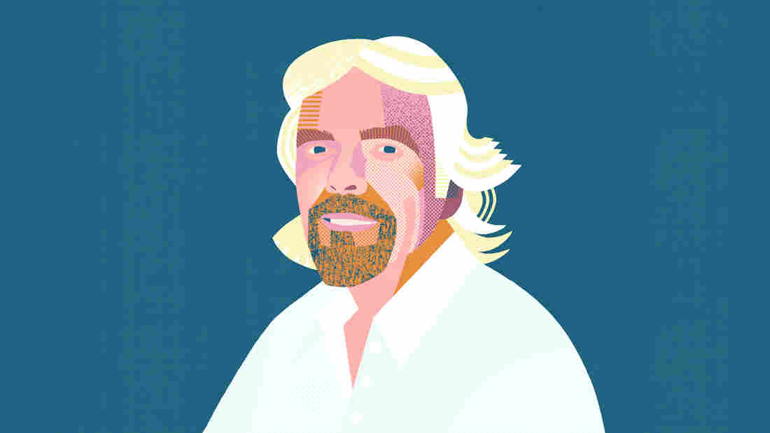 Serial entrepreneur Richard Branson has taken the Virgin brand from records to space and everywhere in between.
