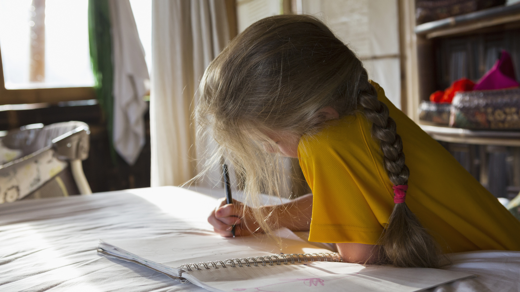 Study: because of gender stereotypes, girls begin to doubt themselves from 6 years
