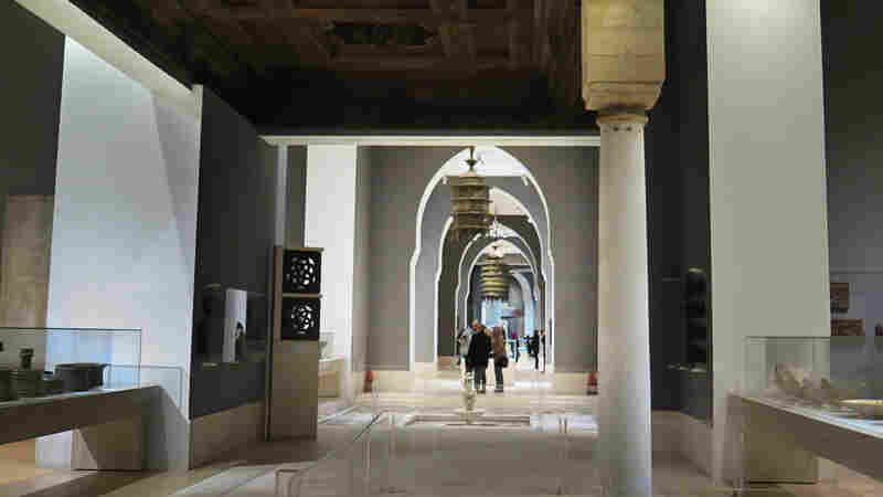 Cairo's Islamic Art Museum Reopens 3 Years After A Car Bomb Damaged It