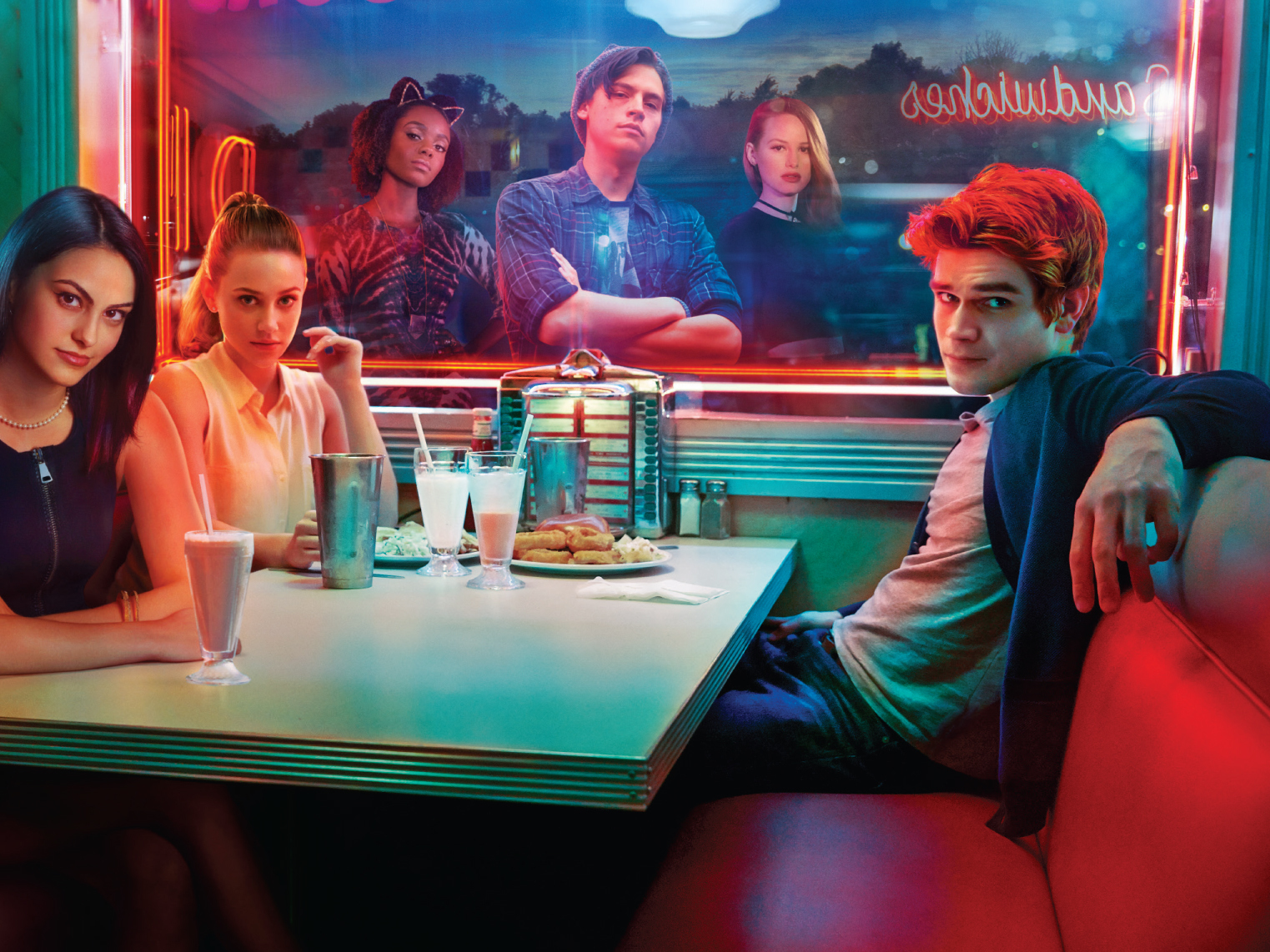 'Riverdale' is a dark, contemporary take on Archie comics