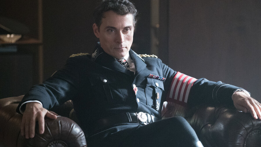 Cast As Brooding Leads, Rufus Sewell Says His Real Talent Is Comedy