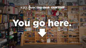 There's Still Time To Enter The Tiny Desk Contest!