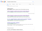 """Until recently, a phone number at the top of Google search for """"Facebook customer service"""" led callers to a scam, NPR has found."""