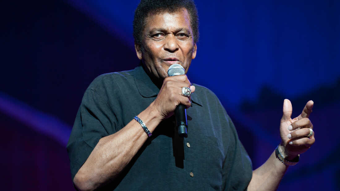 'You Look Like Them And Sound Like Us': Charley Pride's Long Journey In Country Music