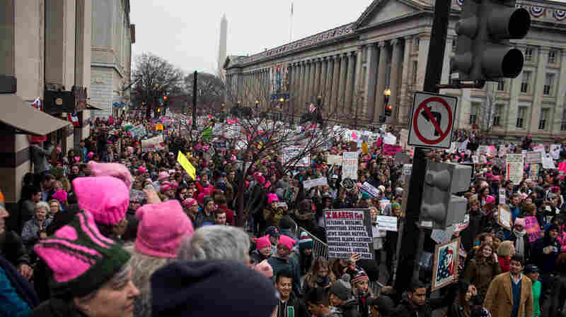 Mailbag: For Two Marches, Different Causes, Different Complaints