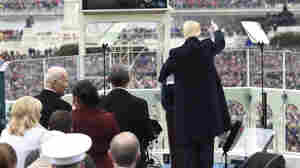 Trump Reportedly Called National Park Service Over Inauguration Crowd Photos
