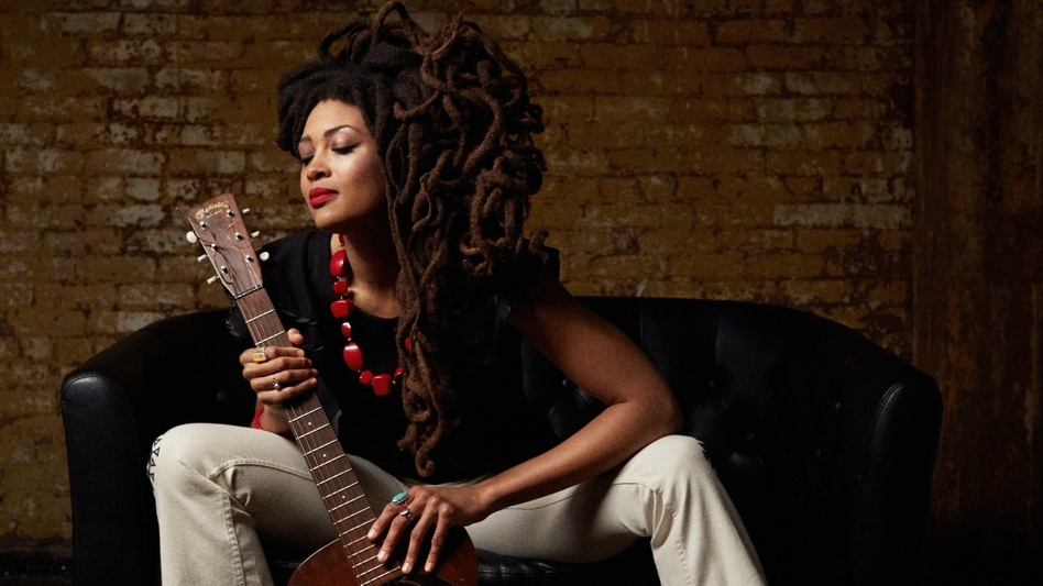 "Valerie June's new song ""Shakedown"" is KXT's pick for this month's Heavy Rotation."