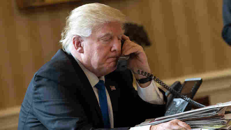Trump Speaks With Putin In Busy Day Of Calls With Foreign Leaders