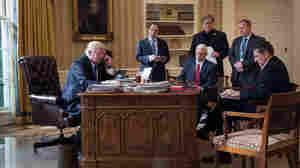 Trump Speaks With Putin In Saturday Phone Call