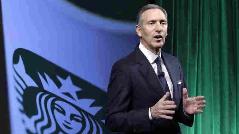 Starbucks Says It Will Hire 10,000 Refugees Worldwide In Next 5 Years