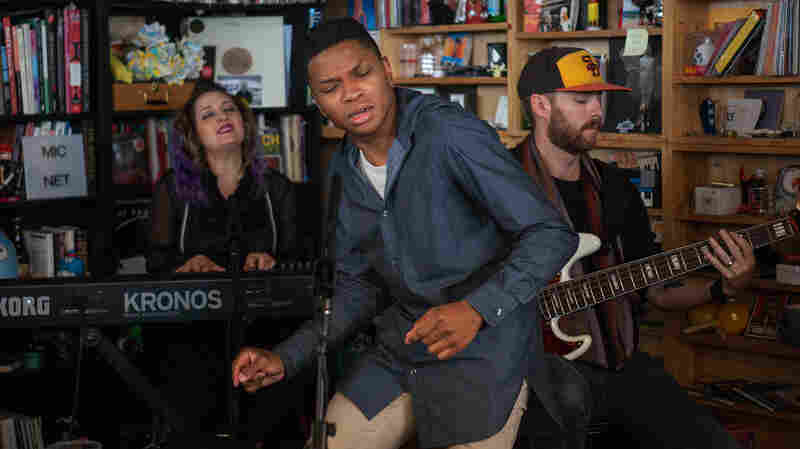 Gallant: Tiny Desk Concert