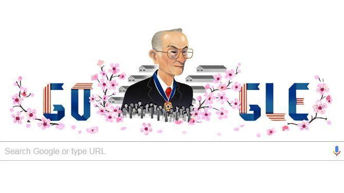 fred korematsu google doodle a poke at the trump administration