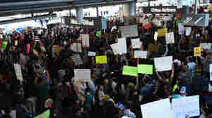 Refugee Agencies Race Against Time To Beat Trump Immigration Ban