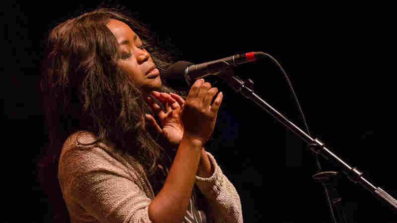 Ruby Amanfu On Mountain Stage