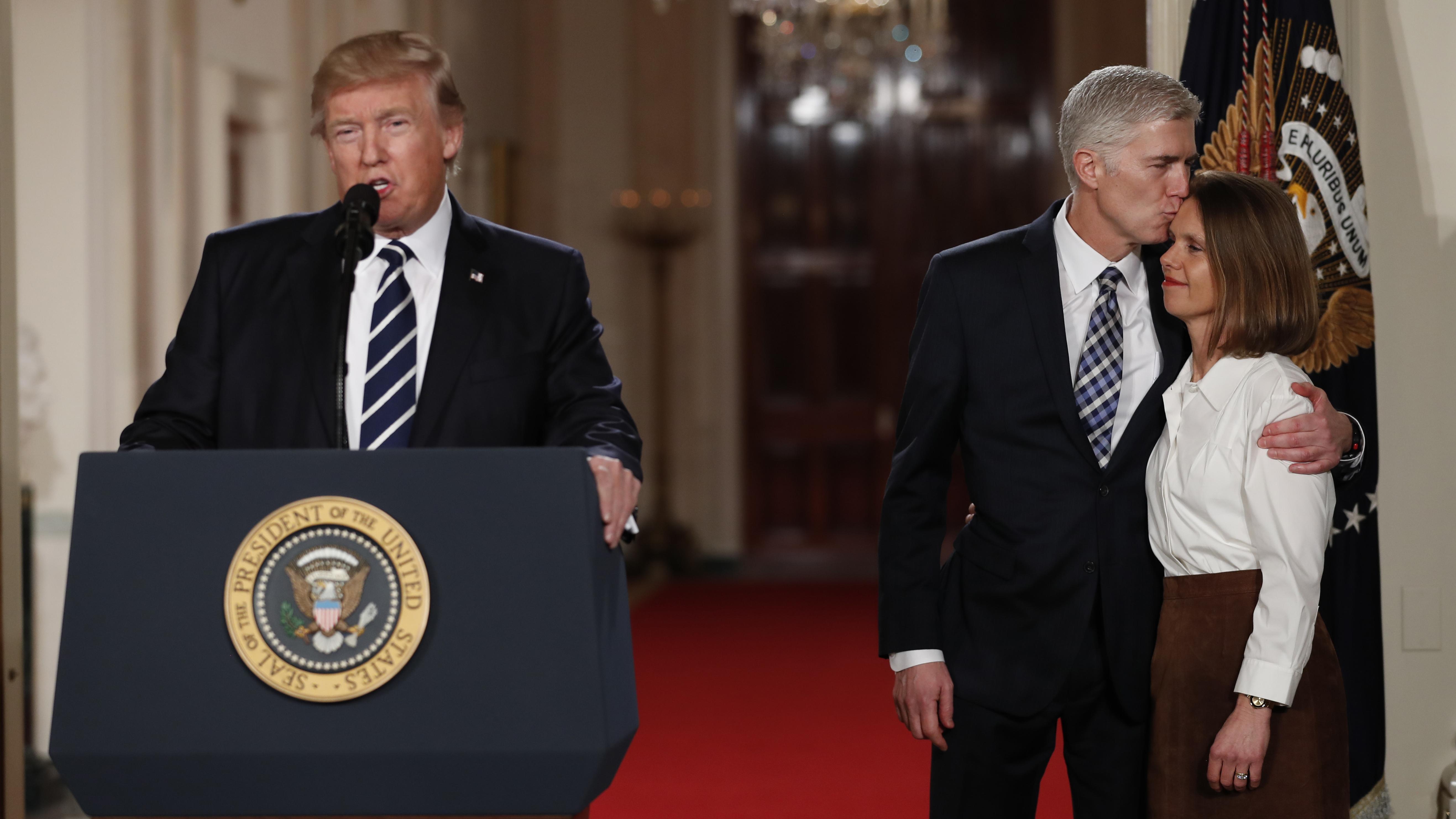 Donald Trump Nominates Neil Gorsuch for the Supreme Court