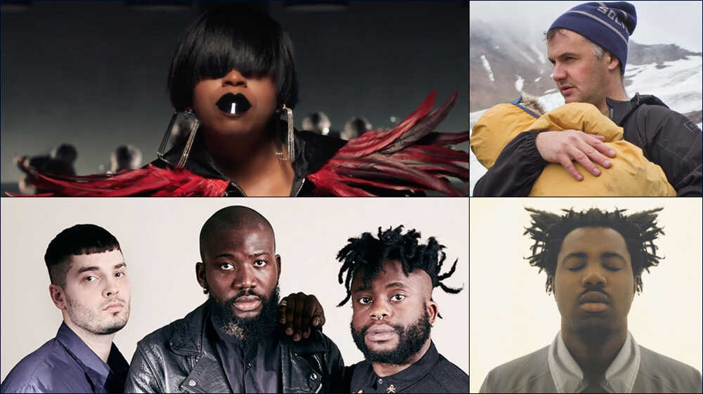 New Mix: Missy Elliott, Sampha, Mount Eerie, Young Fathers, More