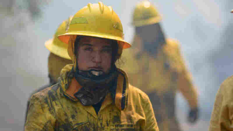U.S. Increases Firefighting Aid To Chile As More Than 70 Blazes Rage
