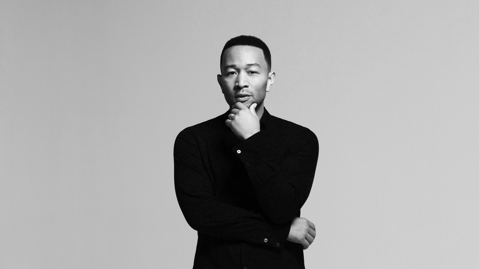 John Legend's latest album is <em>Darkness and Light</em>, released in December 2016.