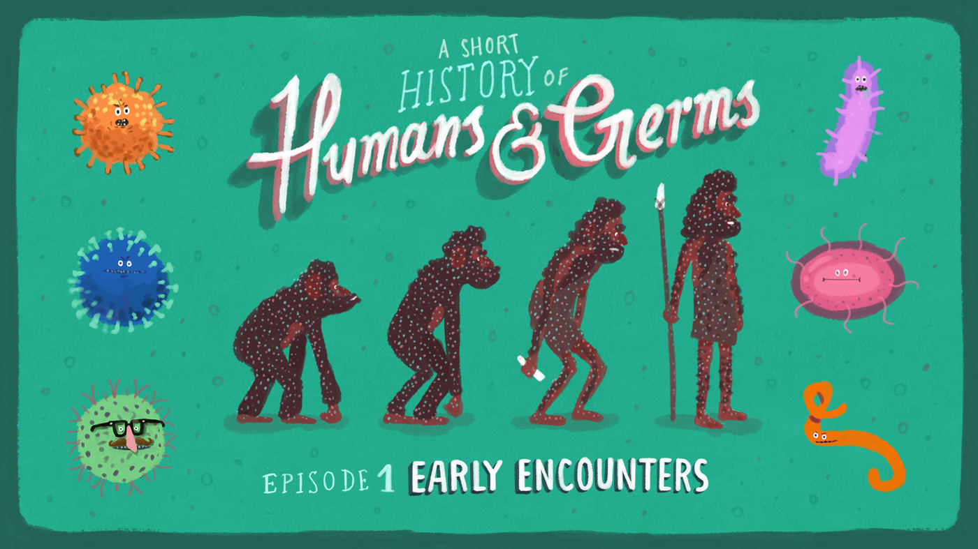 VIDEO: When Humans Got Cozy, Germs Got Deadly