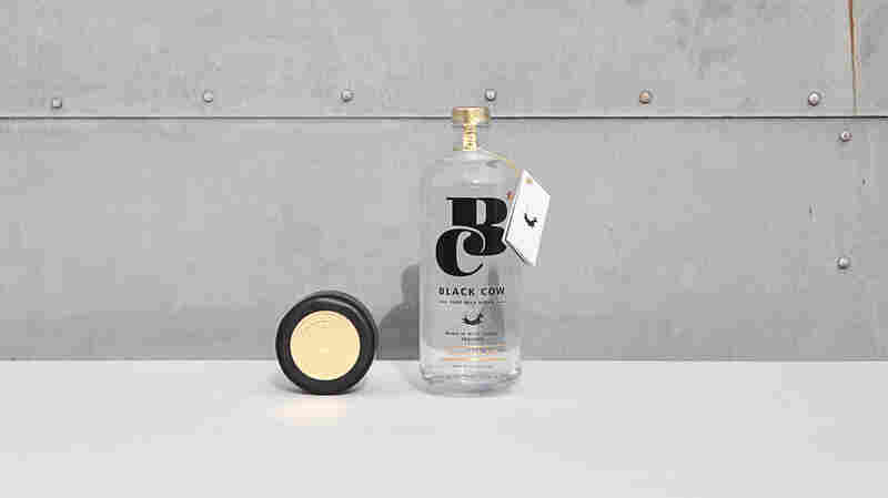 Let This Spirit Moo-ve You: Make Way For Milk Vodka