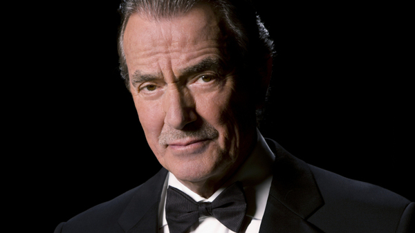 Eric Braeden plays business magnate Victor Newman on CBS
