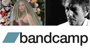 Beyoncé, Bandcamp And Bob Dylan: The Week In Music News