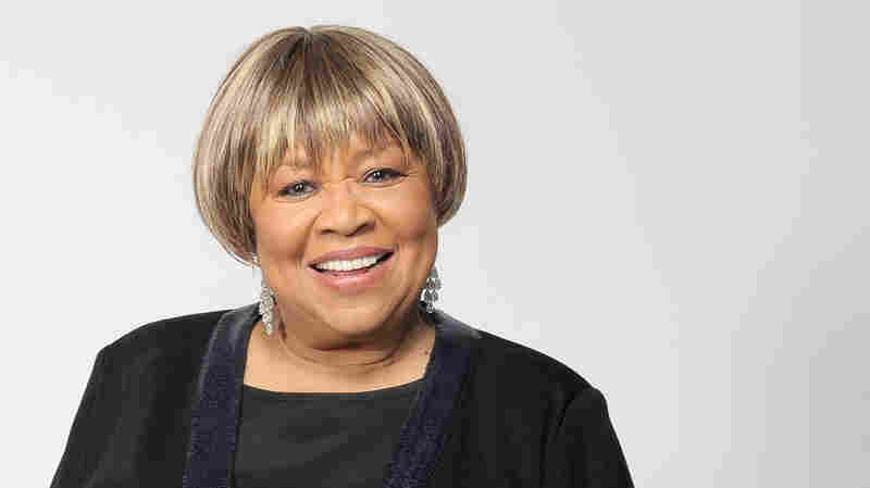 Mavis Staples poses for a portrait at the 42nd NAACP Image Awards in March 2011 in Los Angeles, Calif.