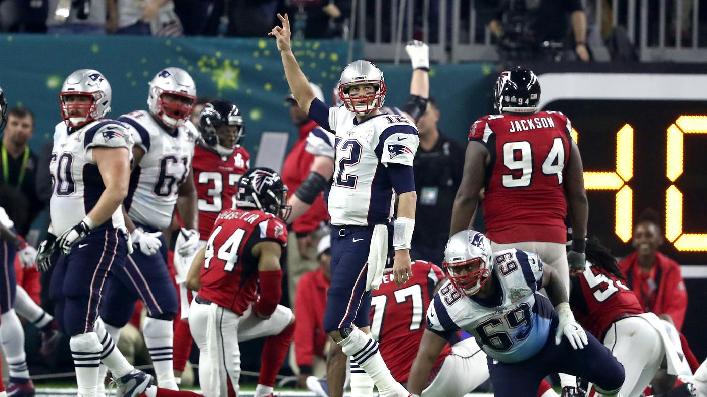 Is Brady the true GOAT, or is it Jordan?
