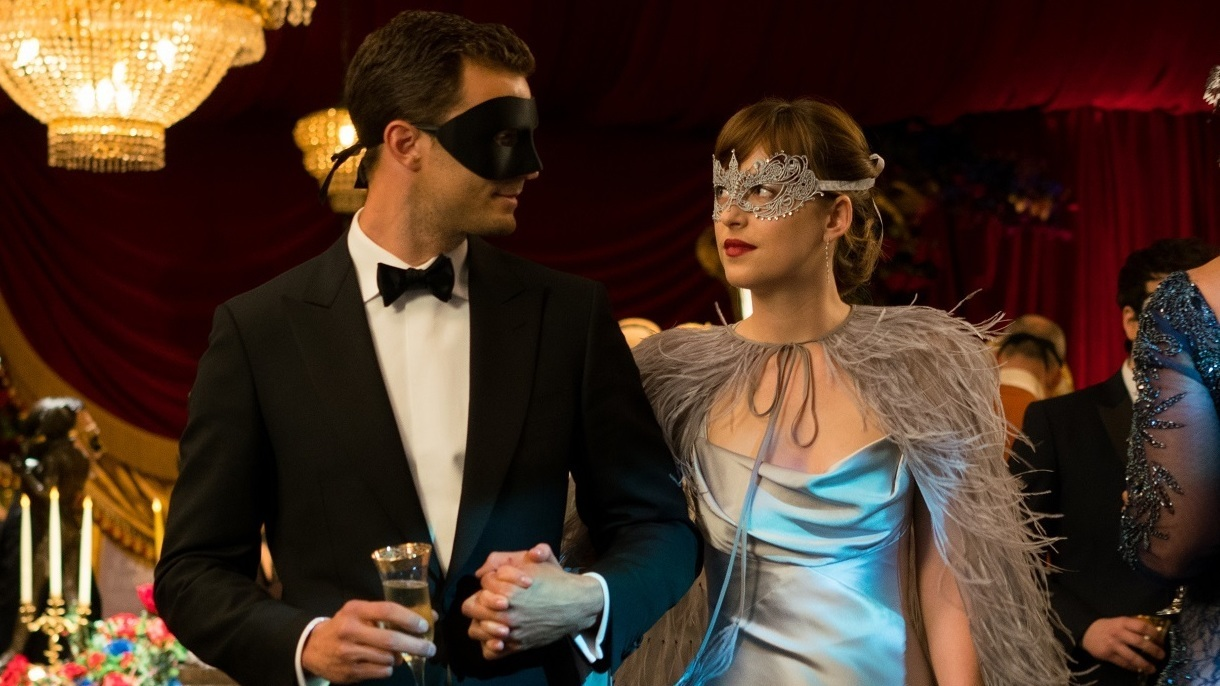 'fifty Shades Darker' But Several Shades Short Of A Movie : Npr