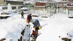 More Than 100 People Killed In Afghanistan Avalanches