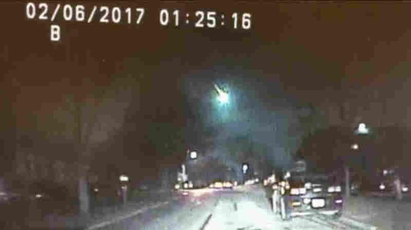WATCH: Huge, Green Fireball Streaks Across Midwest Sky
