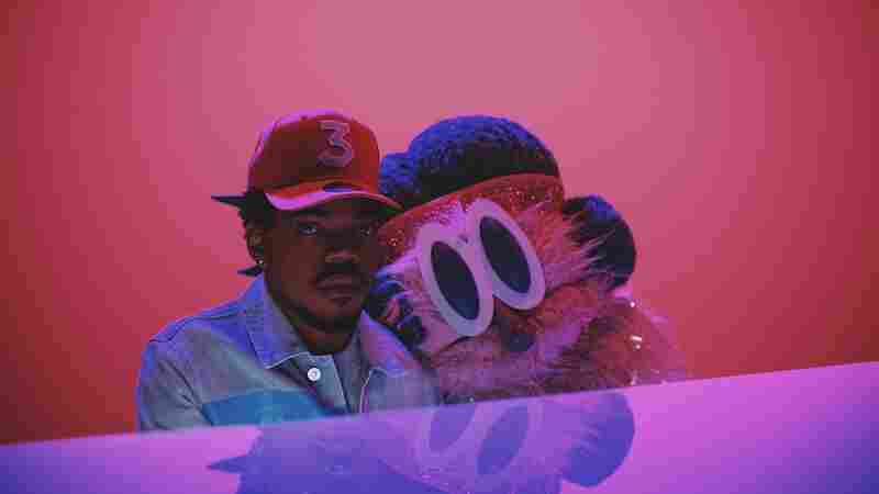Puppets Join Chance The Rapper In 'Same Drugs' Video