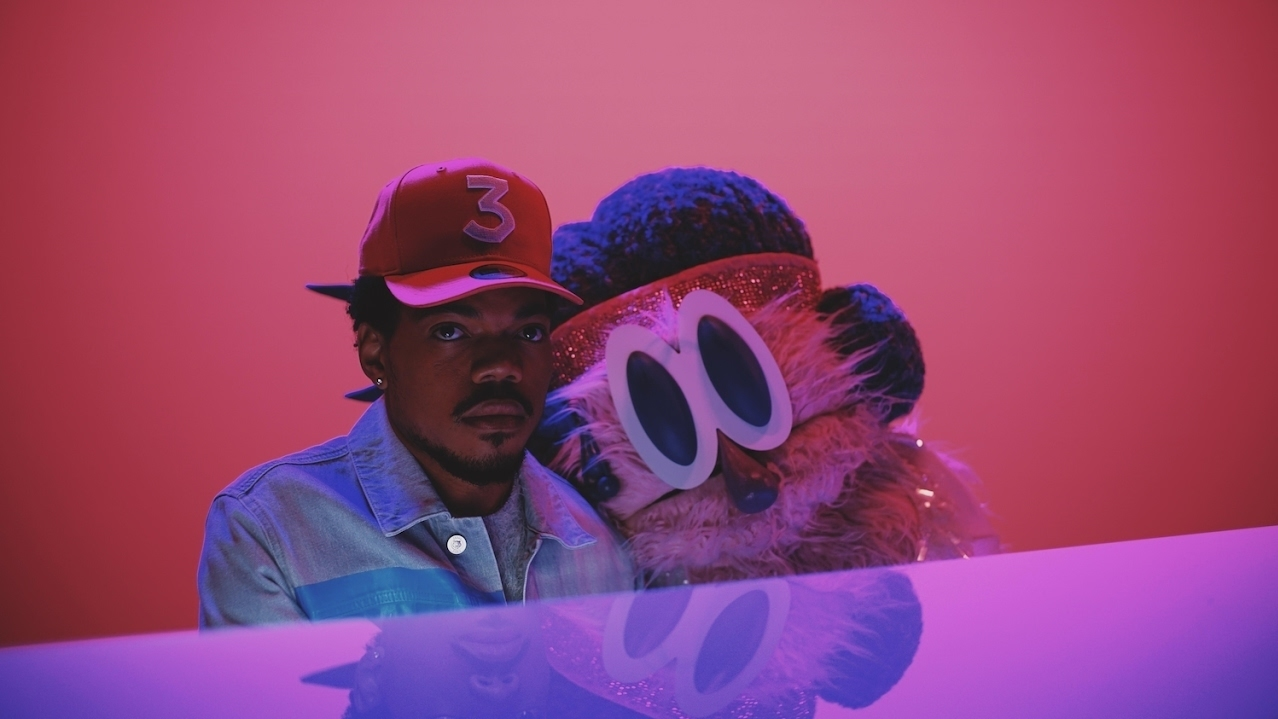 Download coloring book chance rapper mixtape - Puppets Join Chance The Rapper In Same Drugs Video