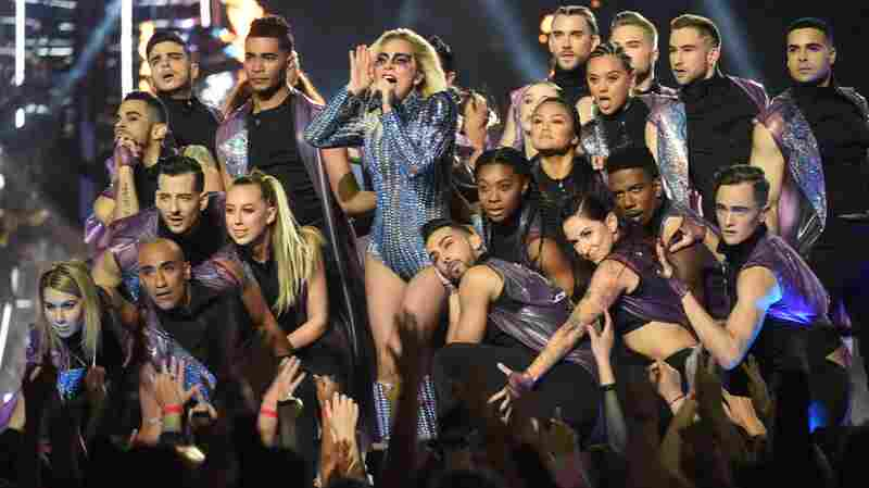 Super Bowl Thoughts, From 'Overdog' Tom Brady To Sparkly Lady Gaga