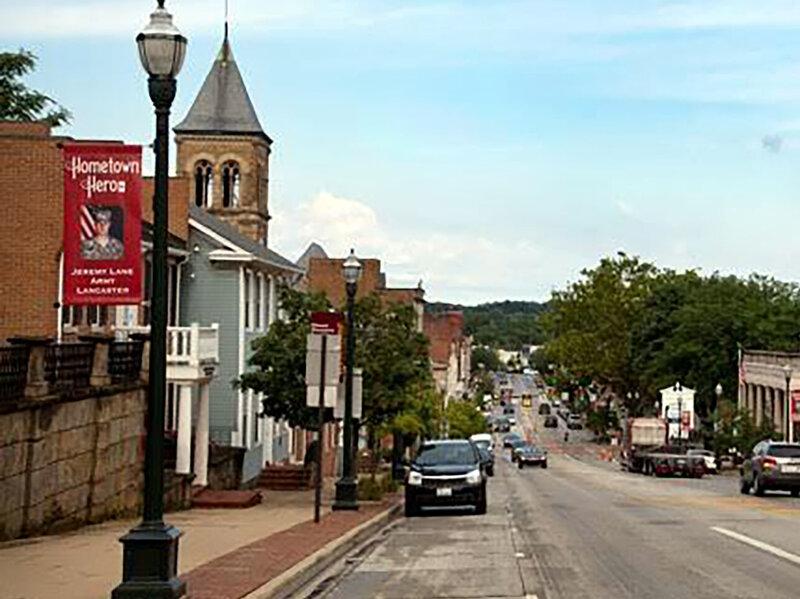 Lancaster Ohio hook su