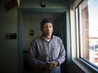Joseph Funn experienced homelessness for almost 20 years, until he moved into an apartment in December.