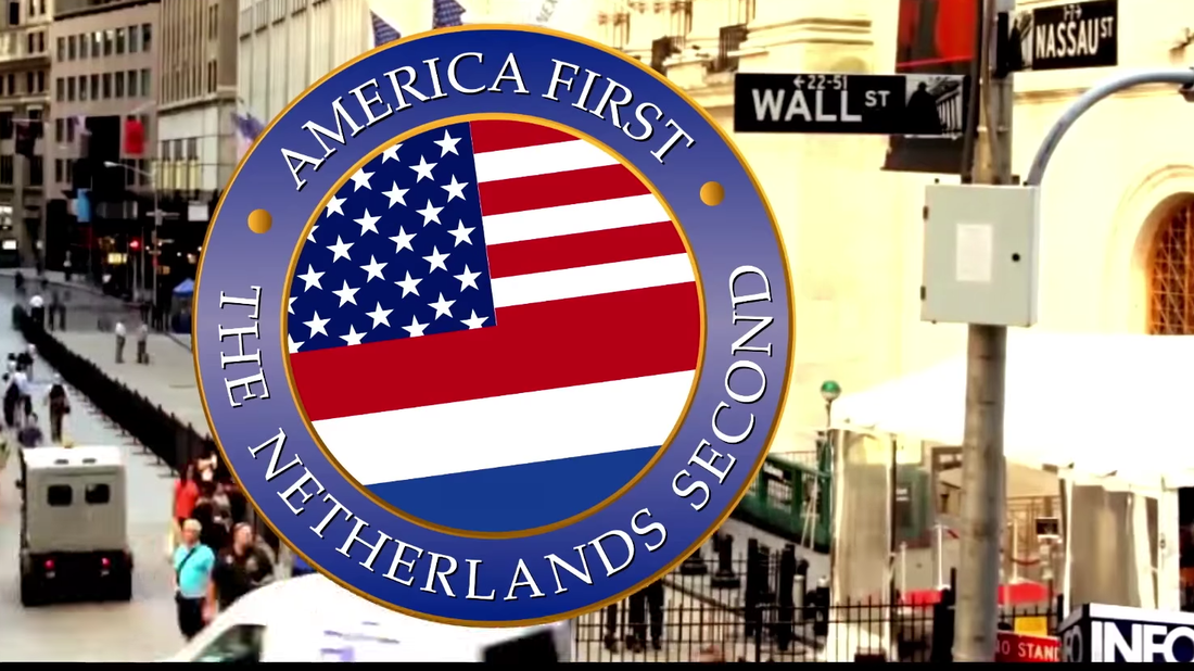 "A screenshot from a video promoting ""The Netherlands Second."""