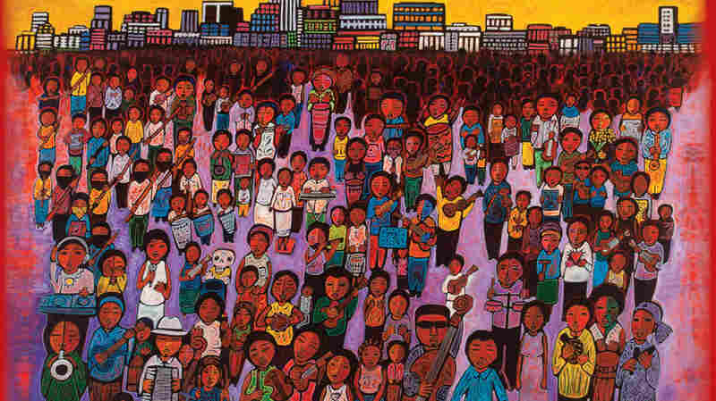 For Black History Month, Celebrate Afro-Latino Music With Smithsonian Folkways