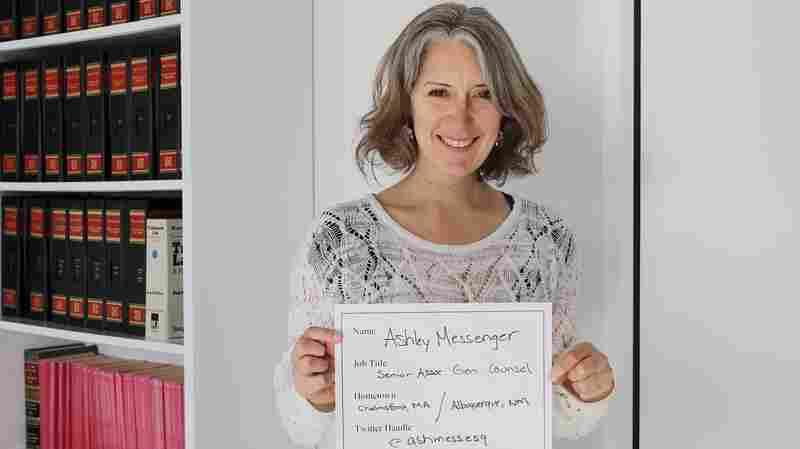 Faces Of NPR: Ashley Messenger