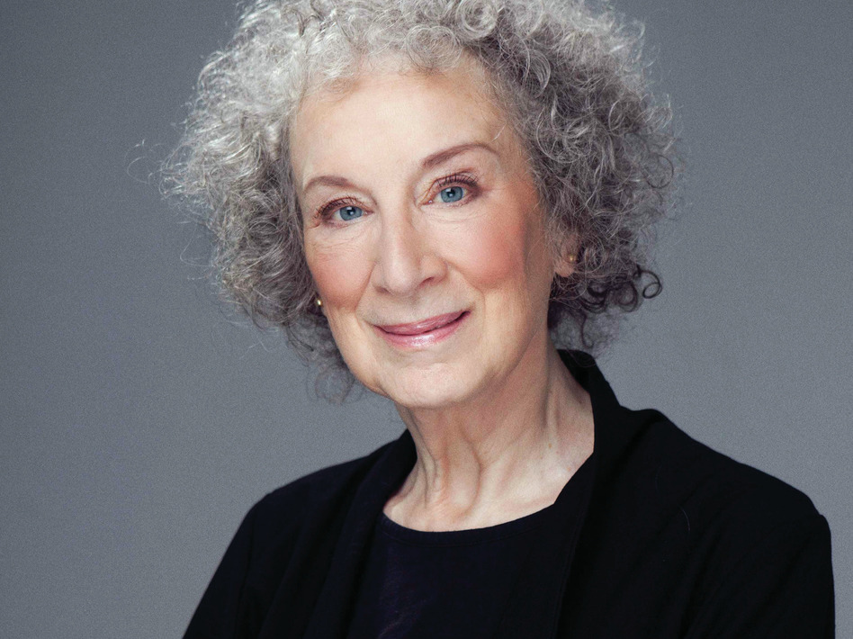 <em></em>Margaret Atwood says the next big dystopian novel ought to be a newspaper serial. (Jean Malek)