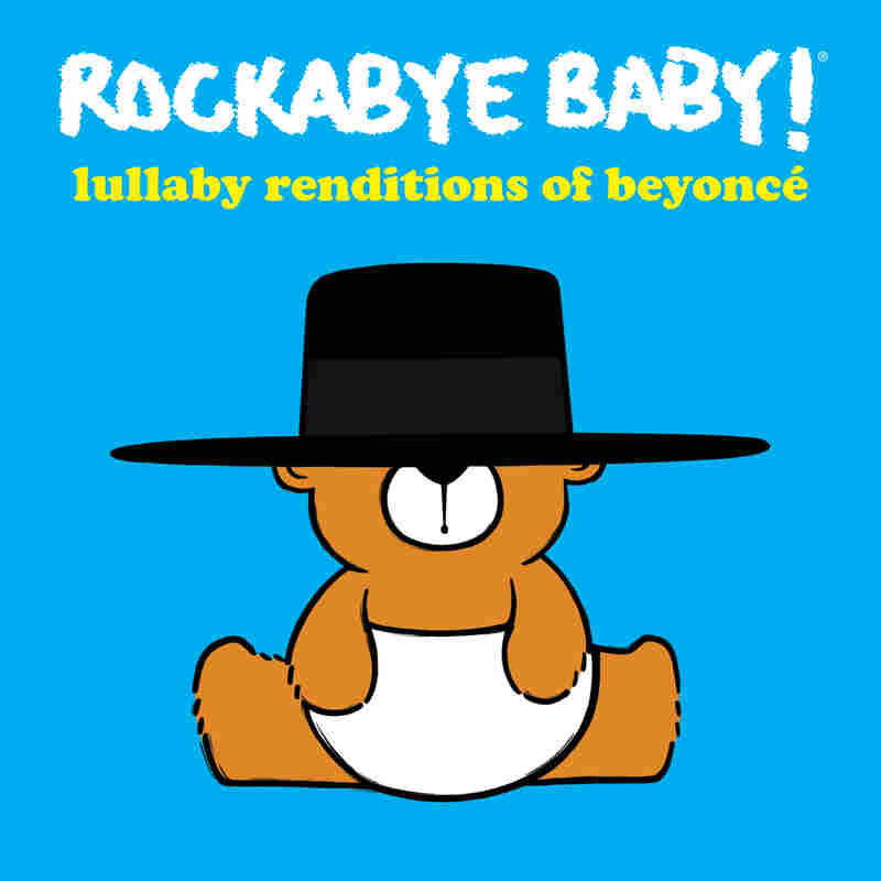 Cover art for Lullaby Renditions Of Beyoncé.