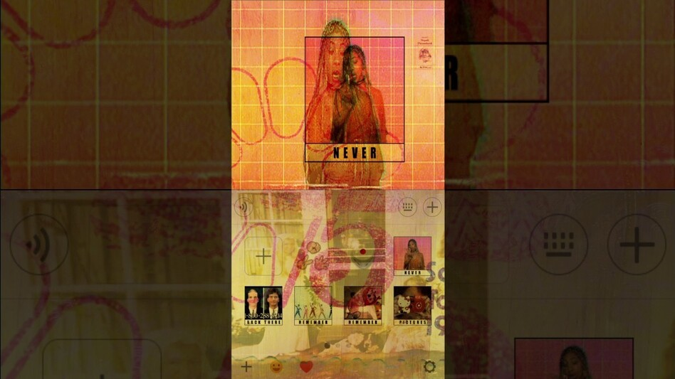 """Joey Foster Ellis tells The Wu-Force's """"Paper Lanterns"""" story through collage."""