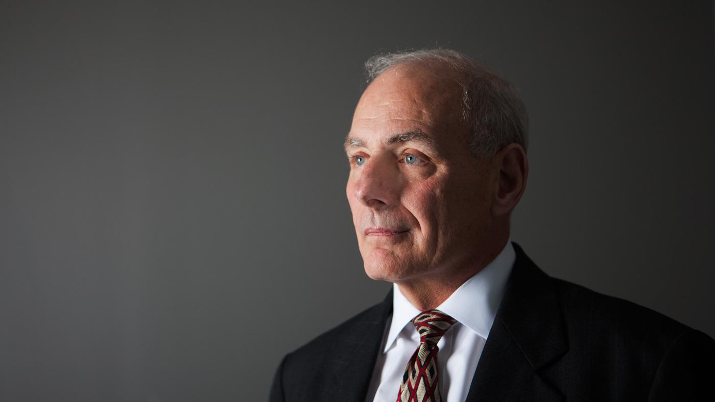 John Kelly Homeland Security Secretary Says Travel