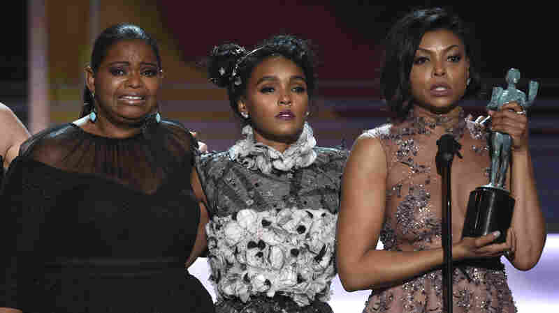 Math To The Stars: The Ladies Of 'Hidden Figures'