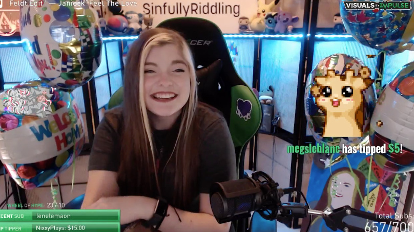 Future Twitch Gamer Girl Com