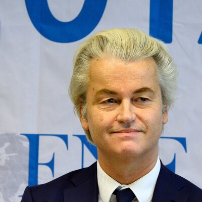 Dutch Far-Right Leader Tweets Fake Image Showing Rival With Islamists