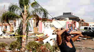 'It's Just A Mess.' New Orleans Residents Clean Up After Tornadoes